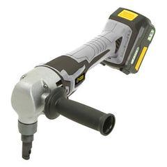 Grignoteuse à tôle sans fil 18V XF-METAL FARTOOL 1 batteries 4Ah + chargeur Moteur brushless Découpe métal 616022