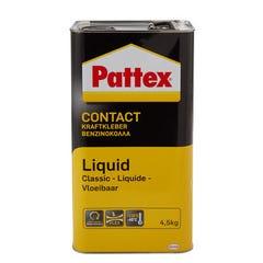 COLLE CONTACT LIQUIDE PATTEX 4,5 KG