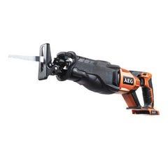 Scie sabre sans fil 18V AEG Brushless sans batterie ni chargeur BUS18BL-0 4935464032