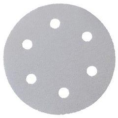 25 Disques abrasif spéciale plâtre Ø 225mm Grain 200 pour ponceuse plâtre CB-37649