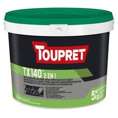 Enduit universel 2en1 en pâte TOUPRET TX 140 5kg