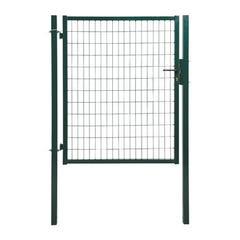 Portillon Fer Eco Mrt 1.20m Vert