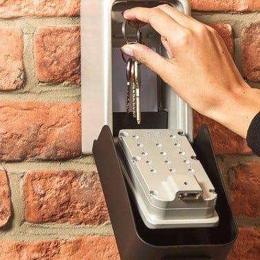 Boite à clés sécurisée certifiée Extra large Murale Select Access MASTER LOCK