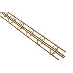Chaînage carré Chn47 10 x 10 cm Long.3 m