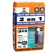 Colle et joint carrelage en pâte 2en1 25 kg - PRB