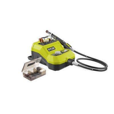 Outil multifonction sans fil de précision 18V + 33 accessoires R18RT-0 - 5133004366 RYOBI