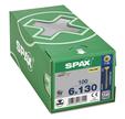 VIS SPAX TF YELLOX TX 6X130 FP X100