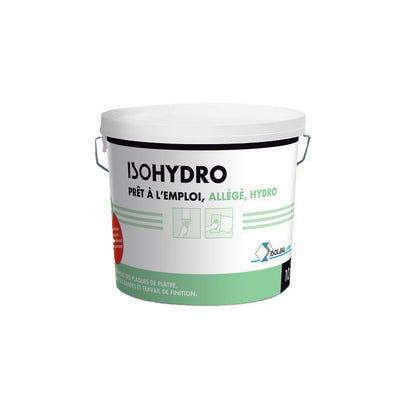 Enduit hydrofuge 10 kg Isohydro - ISOLAVA