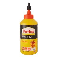 PATTEX COLLE BOIS EXPRESS D2 750G