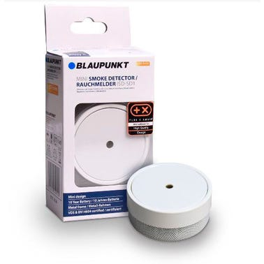 Détecteur de fumée ISD-SD1 litium - BLAUPUNKT