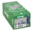 VIS SPAX TF YELLOX TX 6X180 FP X100