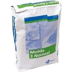 Plâtre 25 kg Molda 3 normal - PLACOPLATRE