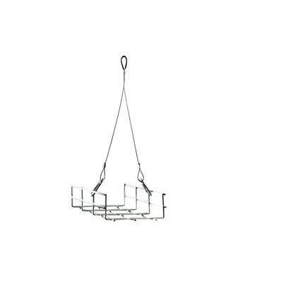 Support à mousquetons chemin de câble fil 300 à 400 mm - ZIP CLIP