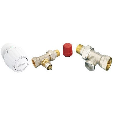 Kit robinet thermostatique droit RA2990 DANFOSS
