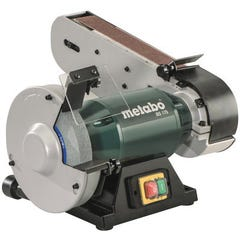 Touret à meuler 500W METABO meule 175 + bande 50 x 1020 mm BS175 - 601750000