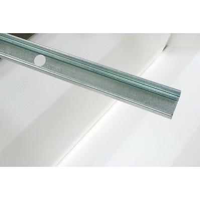 Montant de 70/35 mm Long.3,99 m NF - PLACOPLATRE
