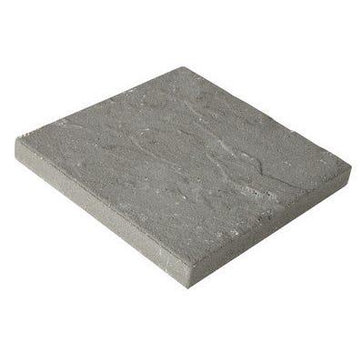 Dalle grise L.40 x l.40 x Ep. 4,5 cm