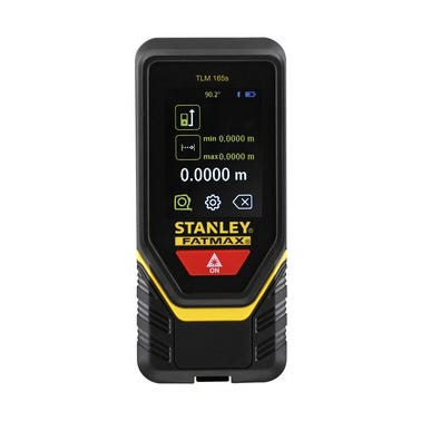 Télémètre bluetooth 50 m TLM165S Fatmax - STANLEY