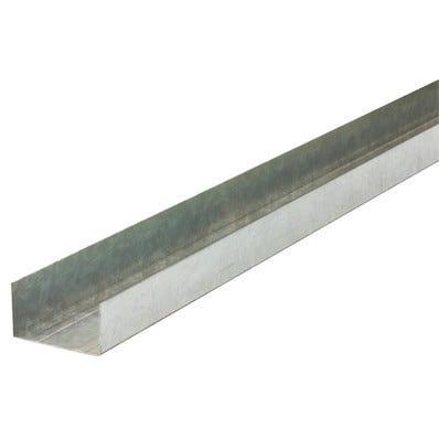 Ossatures métalliques pour plaque de plâtre