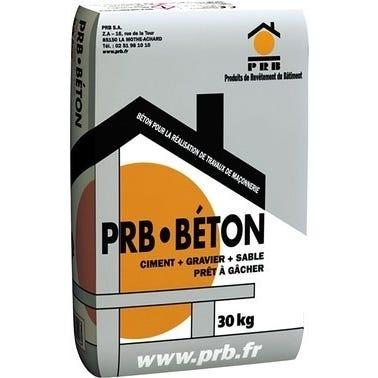 Béton courant 30 kg - PRB