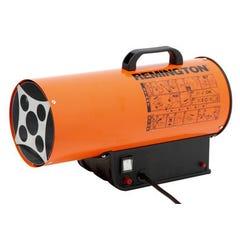 Chauffage chantier air pulsé à gaz 16 kw