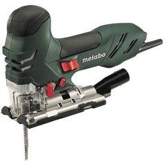 Scie sauteuse filaire 750W METABO Coupe Max.140mm STE140Plus Coffret Metaloc 601403700
