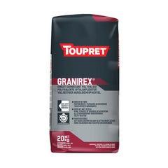 Enduit de rénovation en poudre TOUPRET GRANIREX® 20kg