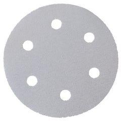 25 Disques abrasif spéciale plâtre Ø 225mm Grain 150 pour ponceuse plâtre CB-37647