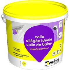 COLLE PATE D2ET WEBERFIX PREMI² BLC 17KG