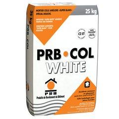 COLLE WHITE 25KG PRB