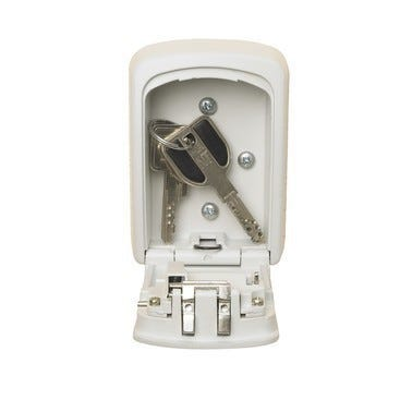 Boite à clés sécurisée Format M Murale Blanc Select Access MASTER LOCK
