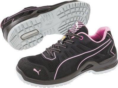 Chaussure sécurité femme PUMA S1p Taille 37 FUSE TC PINK Modèle ...