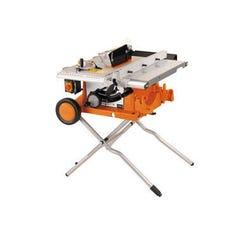 Scie sur table AEG 1800W pliable Lame Ø 254mm + rallonges TS250K 4935419265
