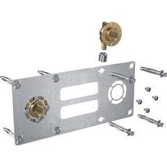 """Kit de fixation de robinetterie ROBIFIX® PER à sertir 150 mm Femelle 15x21(1/2"""") Ø12 mm WATTS"""