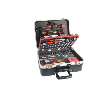 Valise Trolley + 136 outils - SAM OUTILLAGE
