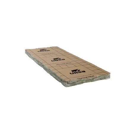 Lot de 16 panneaux laine de verre Kraft TH38 R = 1,2 L.135 x l.60 cm Ep.45 mm - URSA