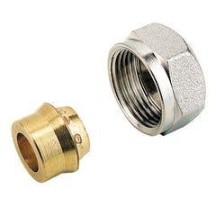 Raccords à compression laiton pour tubes en cuivre M22 D14