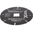 Disque à tronçonner X-Lock multimatériaux Diam.125 mm Carbure Speed - BOSCH