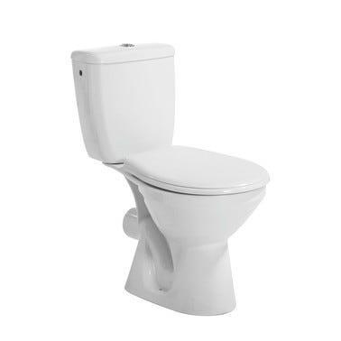 Pack WC à poser sortie horizontale Mesto