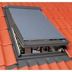 Store fenêtre de toit pare soleil L114xH118cm
