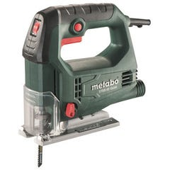 Scie sauteuse filaire 450W METABO Coupe Max. 65mm STEB65Quick Coffret 601030500