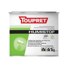 Traitement anti-humidité TOUPRET HUMISTOP 1kg