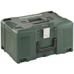 Coffret Rangement Outils empilable MetaLoc III METABO boite vide 626432000