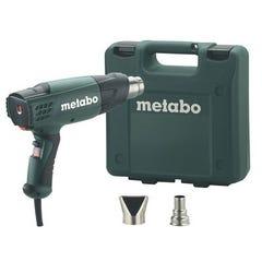 Décapeur thermique METABO 2000W Pistolet Air Chaud en coffret HE20-600 - 602060500
