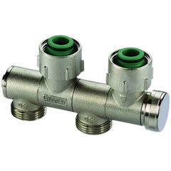 Module hydraulique bitube pour radiateur M3/4''-3/4E
