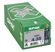 VIS SPAX TF YELLOX TX 4X35 FP X1000