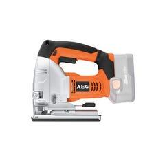 Scie sauteuse sans fil 18V AEG sans batterie ni chargeur BST18X-0 4935413130