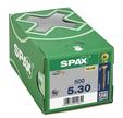 VIS SPAX TF YELLOX TX 5X30 FP X500