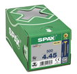 VIS SPAX TF YELLOX TX 4X45 FP X500