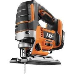 Scie sauteuse sans fil 18V AEG Brushless sans batterie ni chargeur BST18BLX-0 4935459654